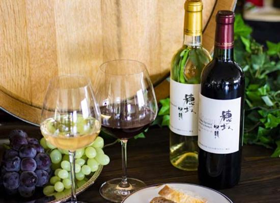 穂坂ワイン赤&白セット