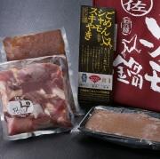 ケンカシャモすき焼き2